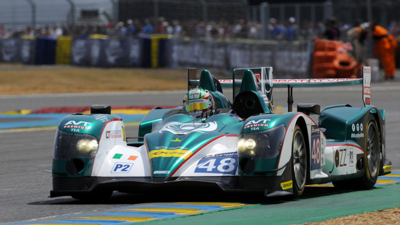 Le Mans – race report after six-hours