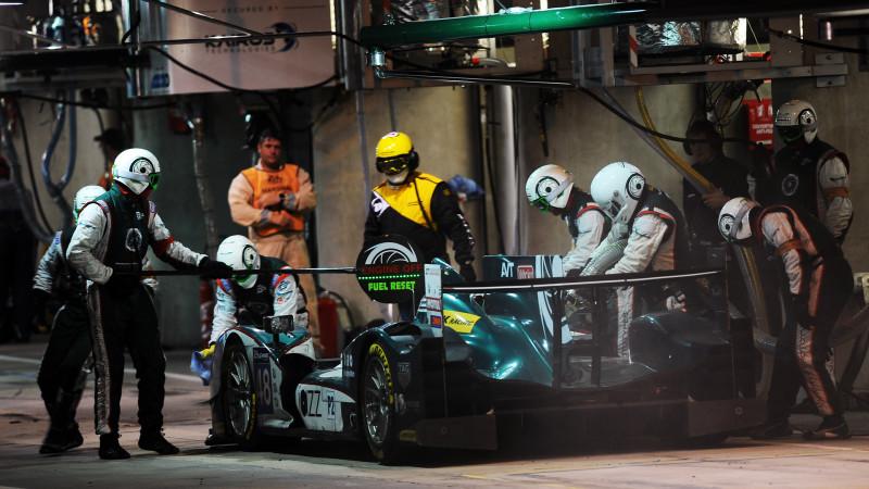 Le Mans – race report after 18-hours