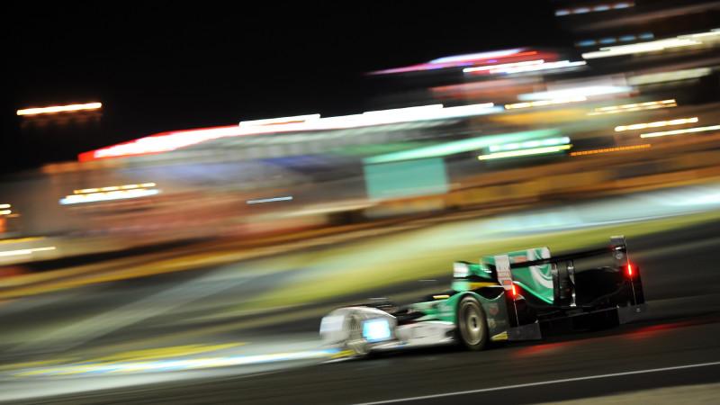 Le Mans – race report after 12 hours